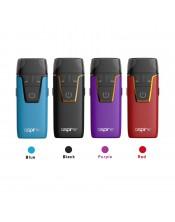 Aspire Nautilus AIO Kit - Black, blue, red and purple