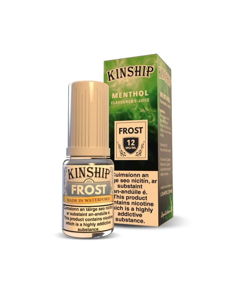 Kinship Frost E Liquid - 0, 6, 12, 18 & 20mg