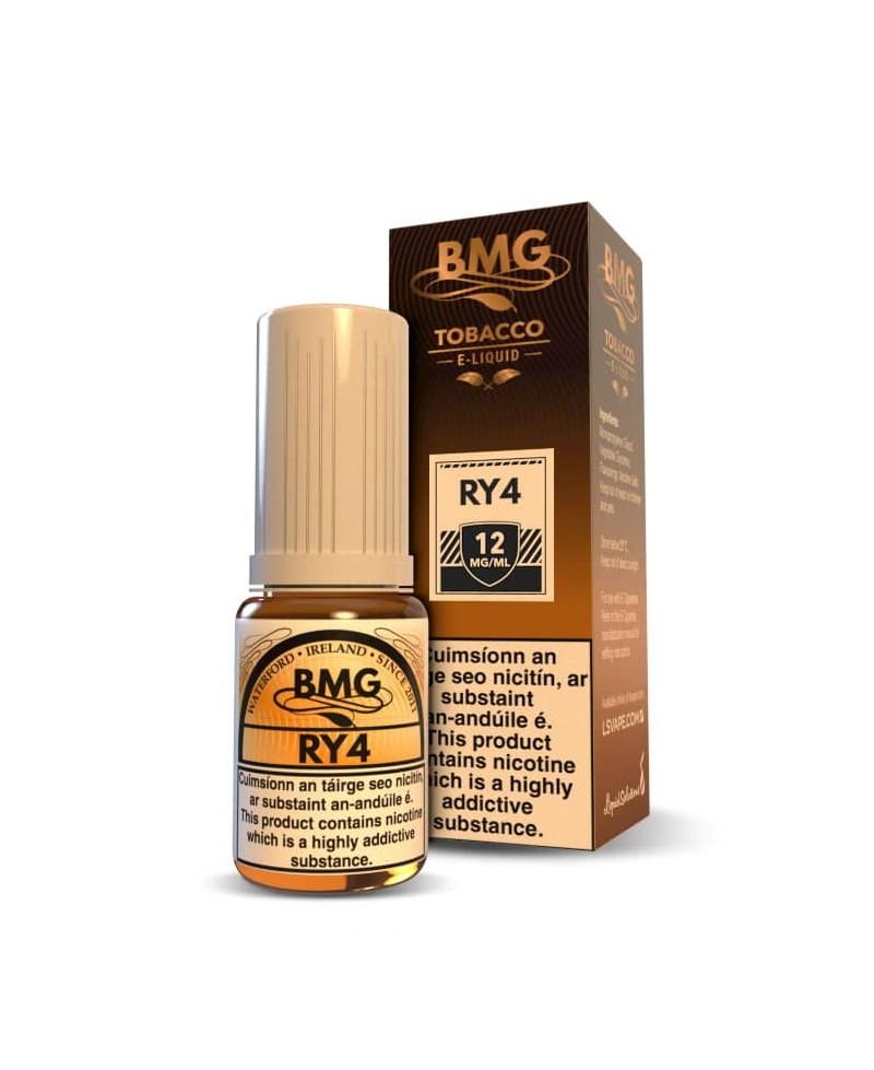 BMG RY4 E Liquid - Nicotine Strength: 0 - 20mg (10ml)