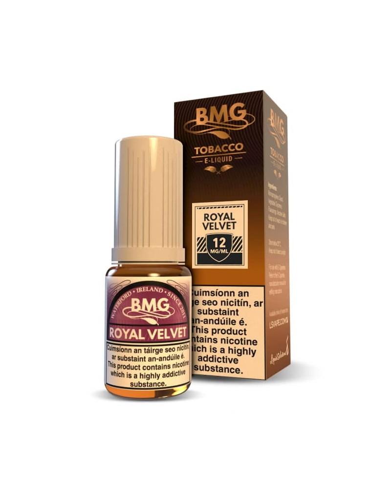 BMG Royal Velvet E Liquid - Nicotine Strength: 0 - 20mg (10ml)