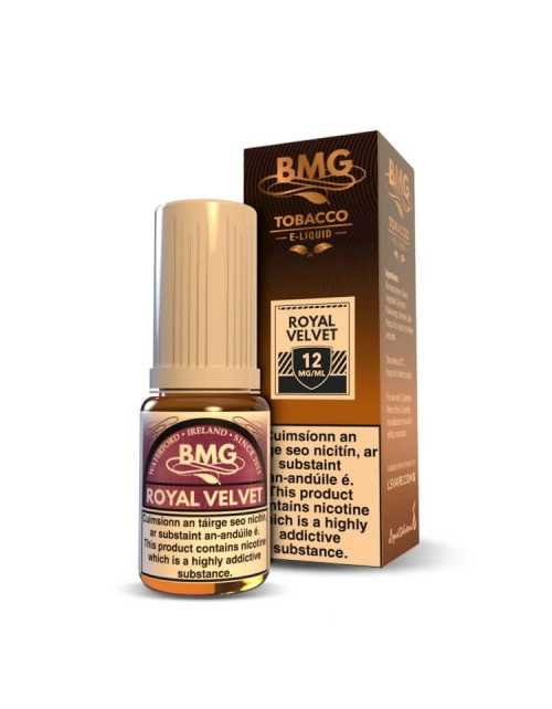 BMG Royal Velvet E Liquid