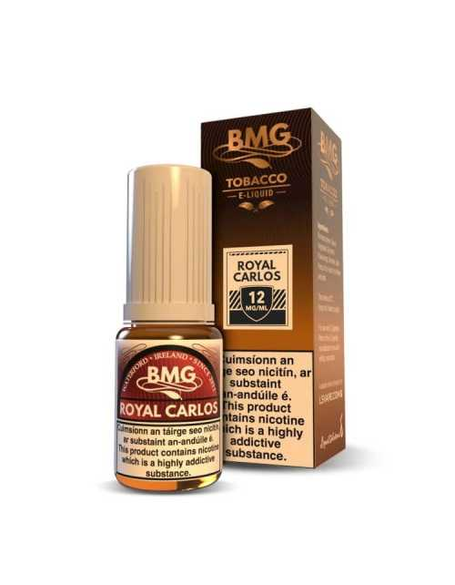 BMG Royal Carlos E Liquid