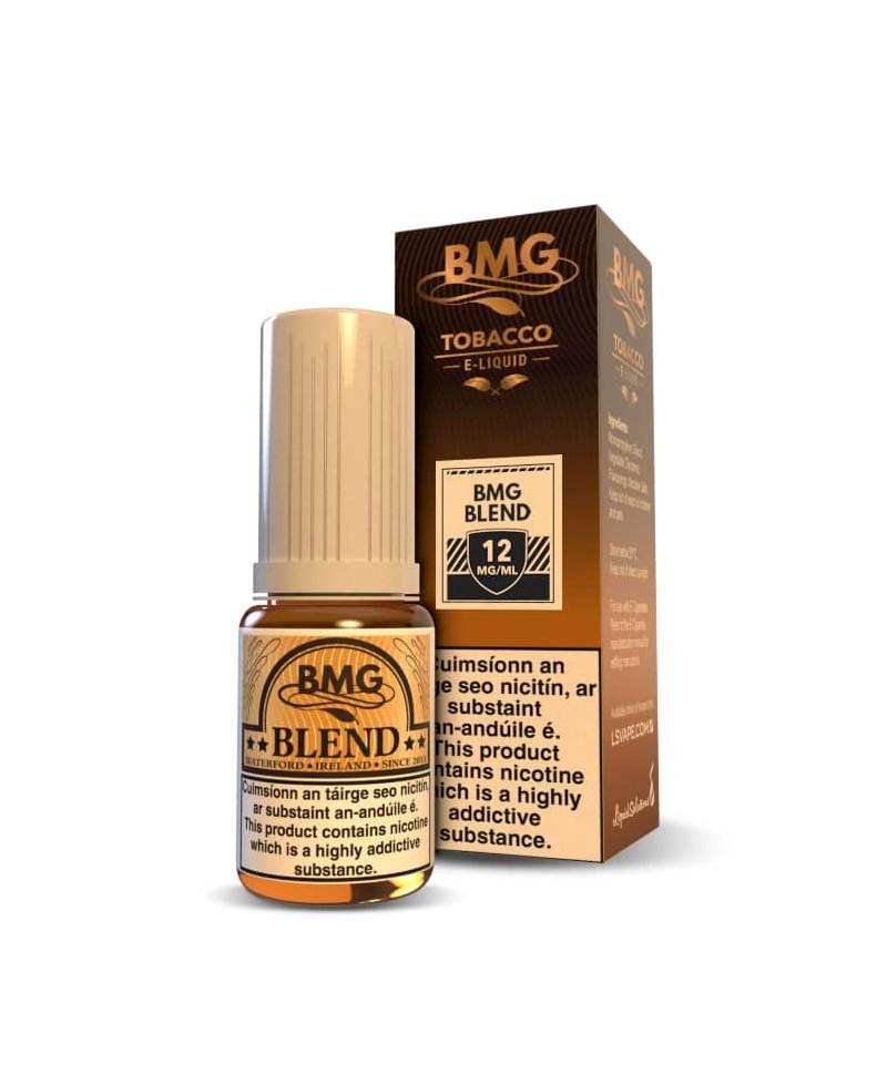 BMG Blend Tobacco ELiquid - Nicotine Strength: 0 - 20mg (10ml)