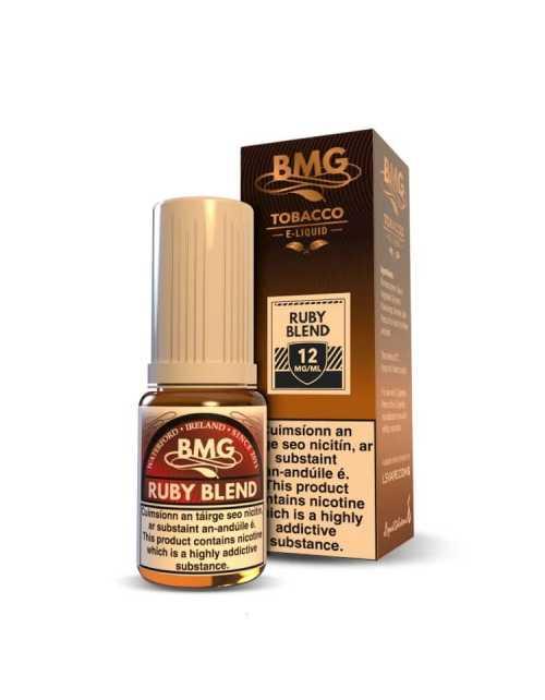 BMG Ruby Blend E Liquid