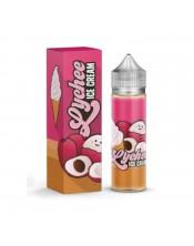 Lychee Ice Cream Dripping E Liquid 50ml