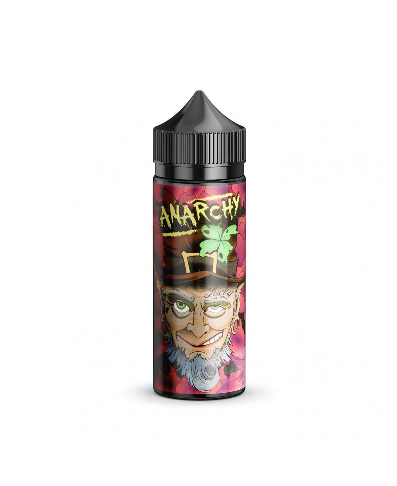 Anarchy E Liquid - 100ml by Lucky Thirteen