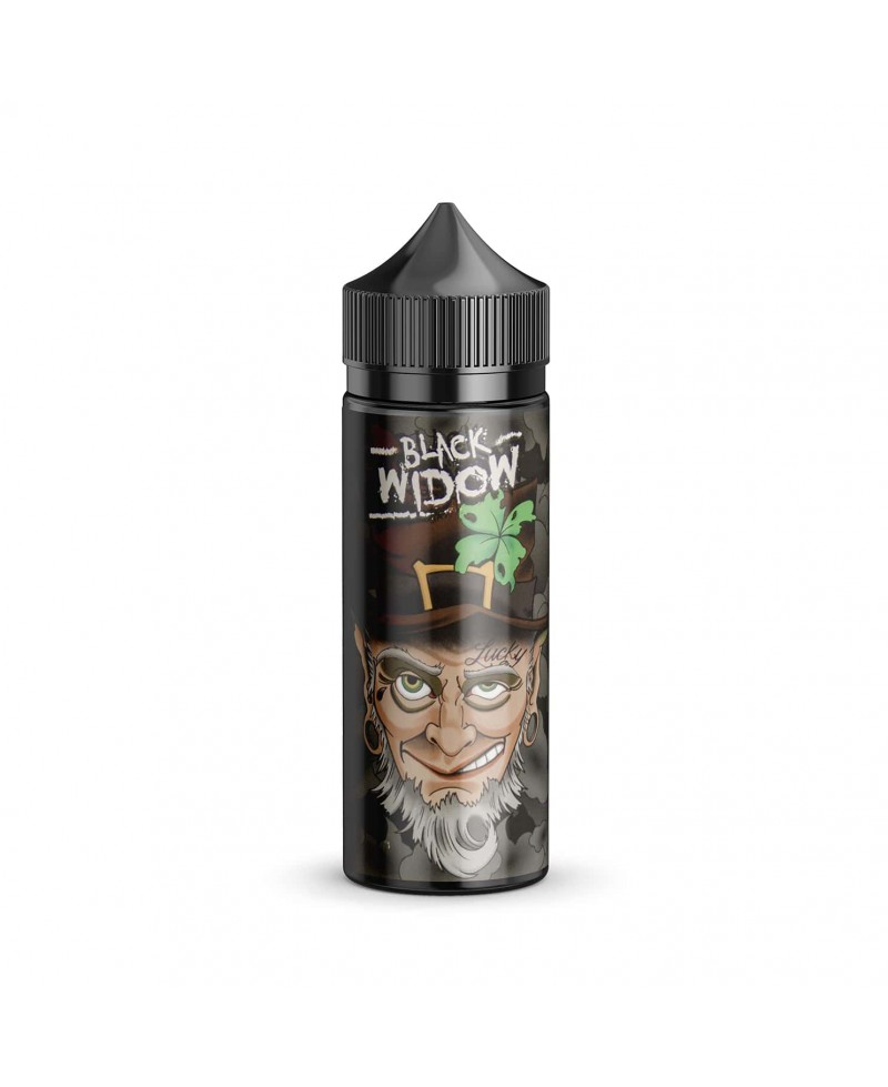 Black Widow E Liquid - 100ml by Lucky Thirteen