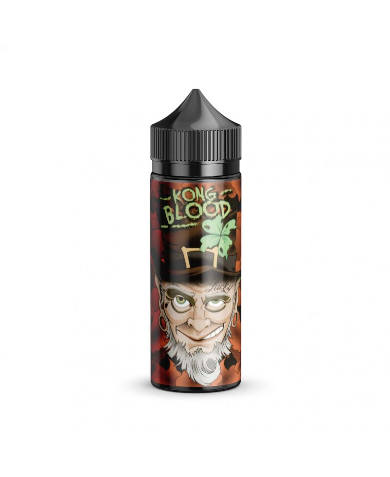 Kong Blood E Liquid - 100ml by Lucky Thirteen