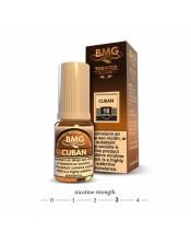 Cuban E Liquid - Tobbaco vape juice - 18mg