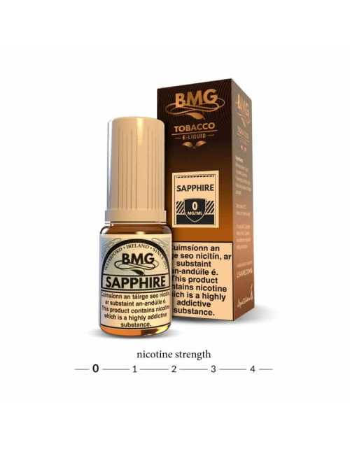 BMG Saphire E Liquid - 0mg